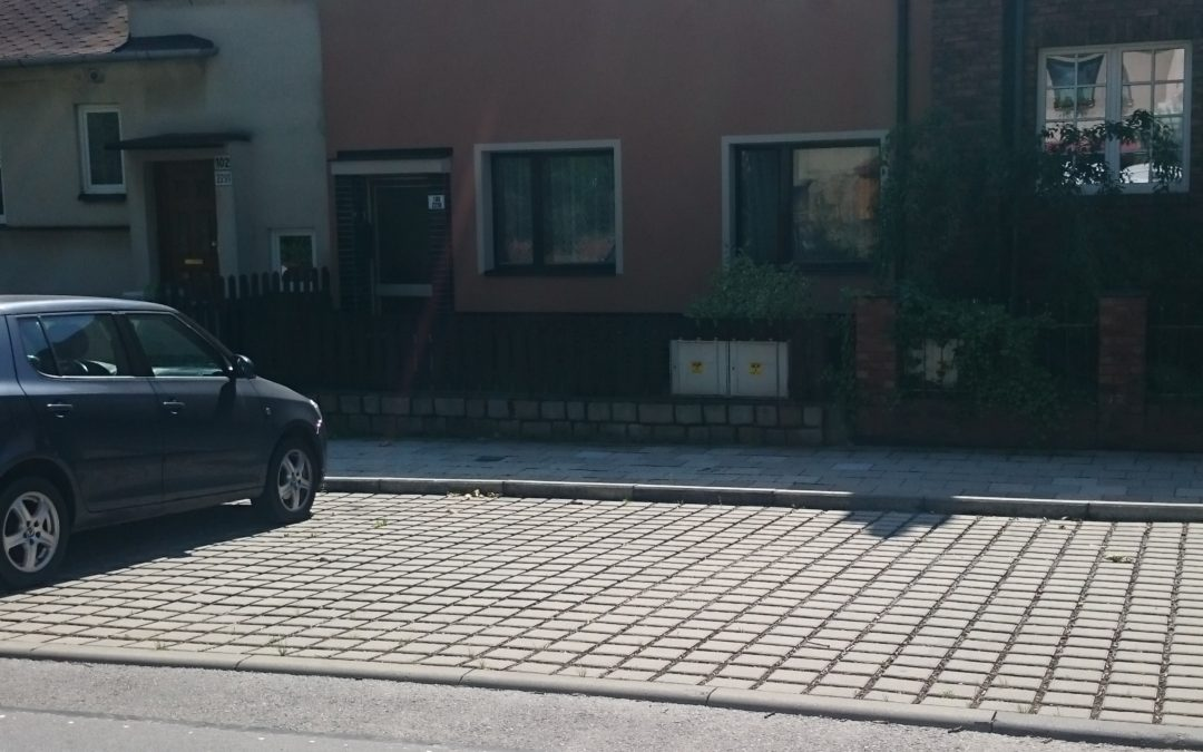 RD Jihlava, ulice Sokolovská